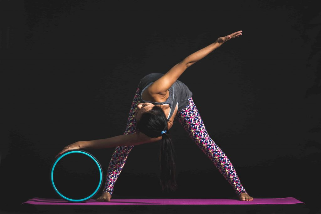 How Yoga Wheels help and why you should get one